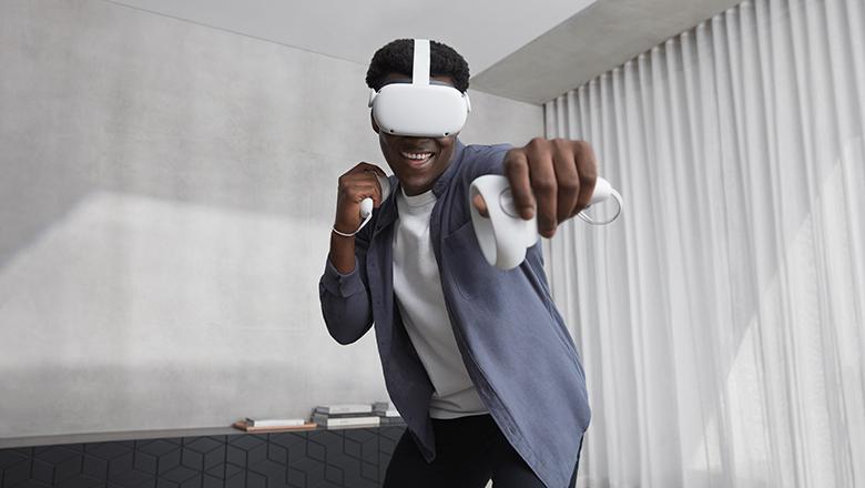 Oculus quest 2 é lançado trazendo uma nova geração para o vr. Novo dispositivo de realidade virtual, o oculus quest 2 promete uma experiência altamente imersiva