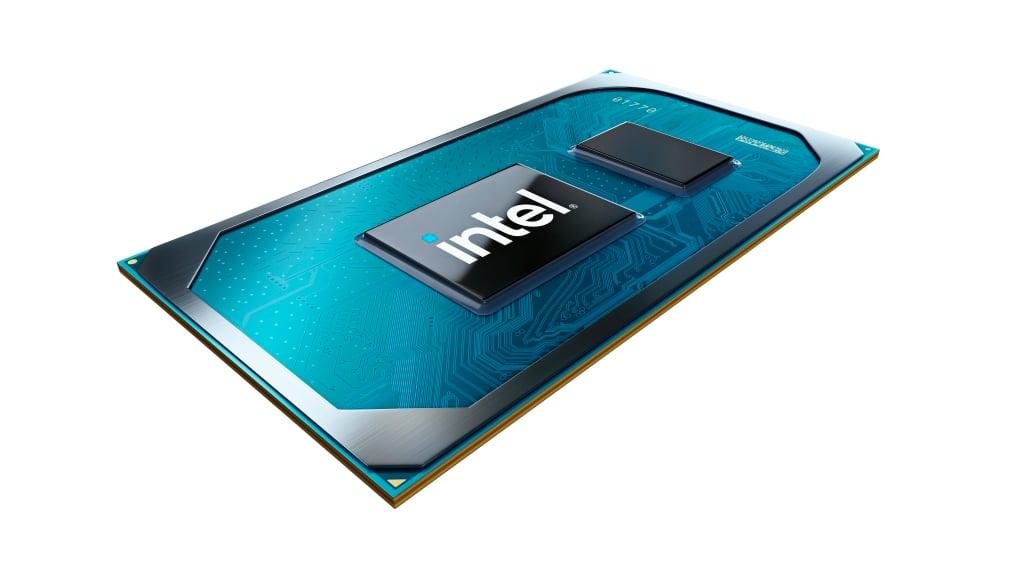A intel atualizou a placa gráfica dos processadores para a iris x graphics