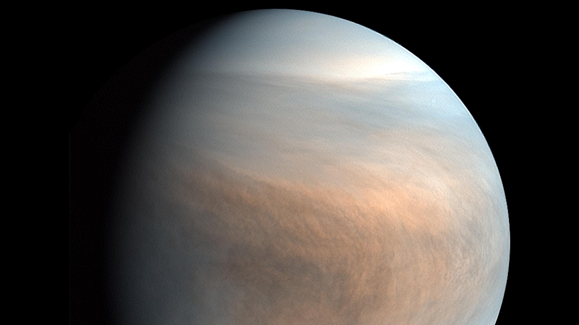 Descoberta de gás indica possibilidade de vida em vênus. A chave para a possível descoberta de vida em vênus pode estar nas moléculas de fosfina encontradas em sua atmosfera