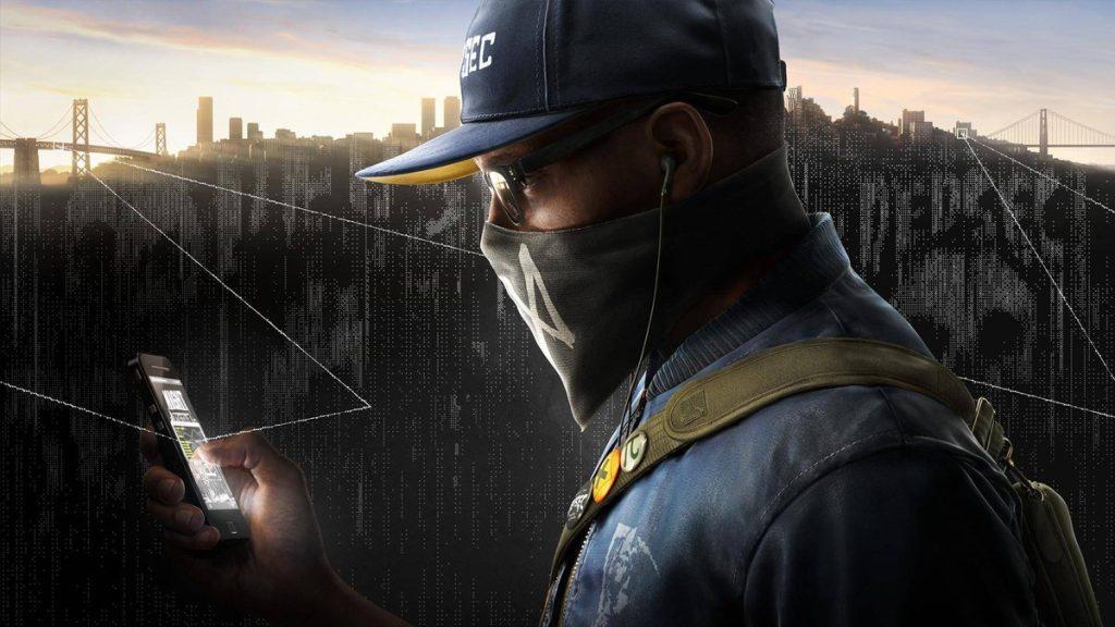 Watch Dogs 2 é um dos games gratuitos da Epic Games Store