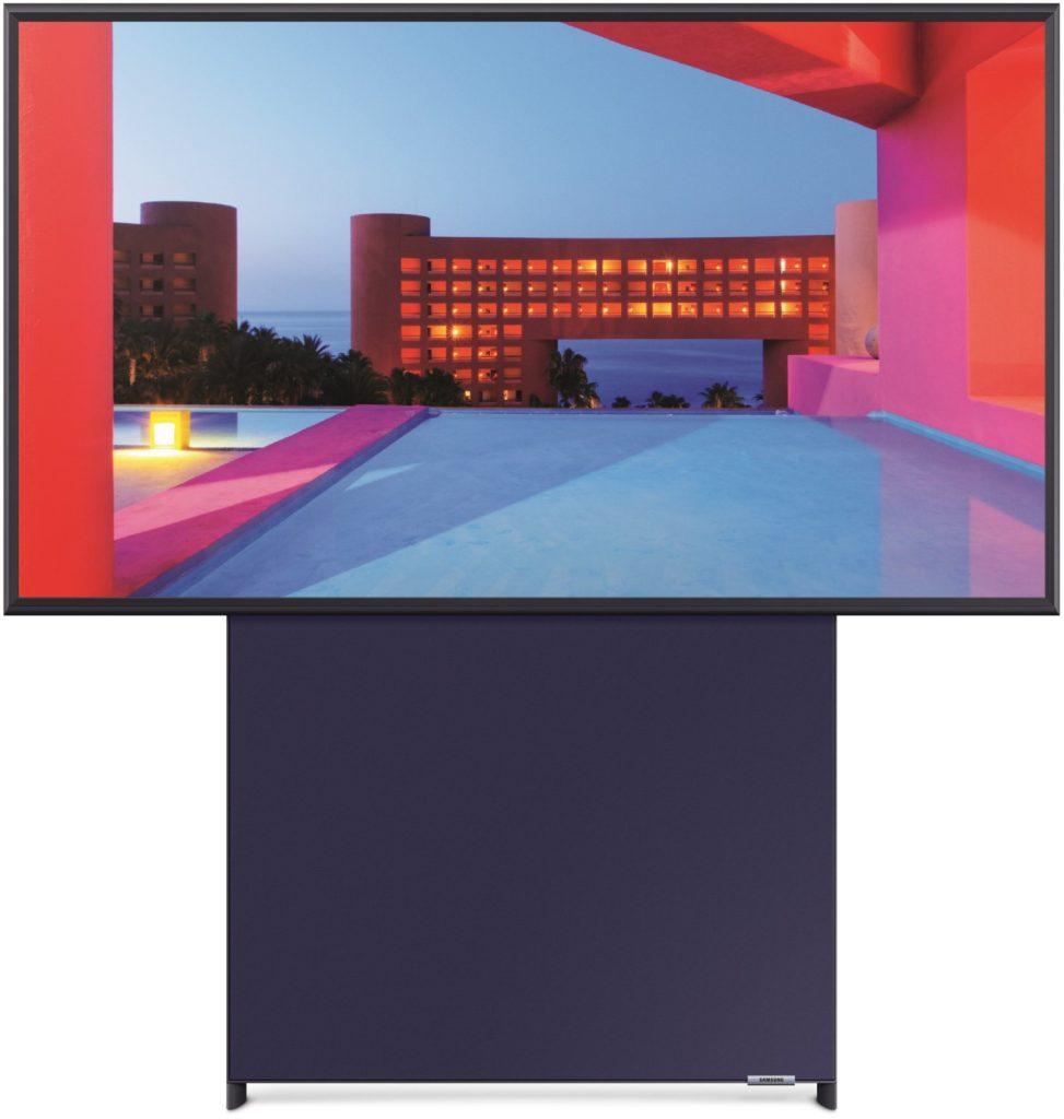 The Sero, a TV vertical da Samsung, é lançada no Brasil. Conheça o novo modelo