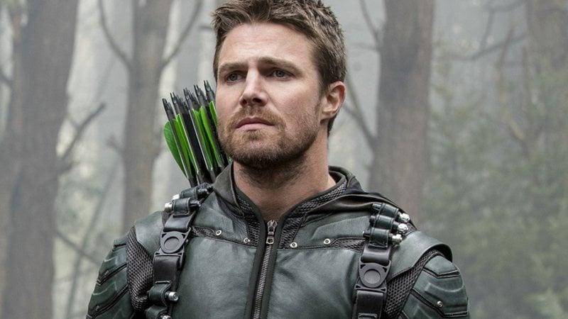 Série arrow, chega em sua temporada final.