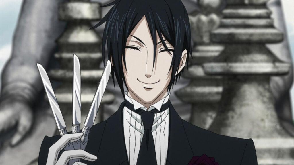 Anime black butler ii e ova