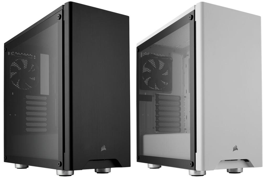 Para montar um PC com as configurações do Xbox Series X escolhemos o gabinete da Corsair.