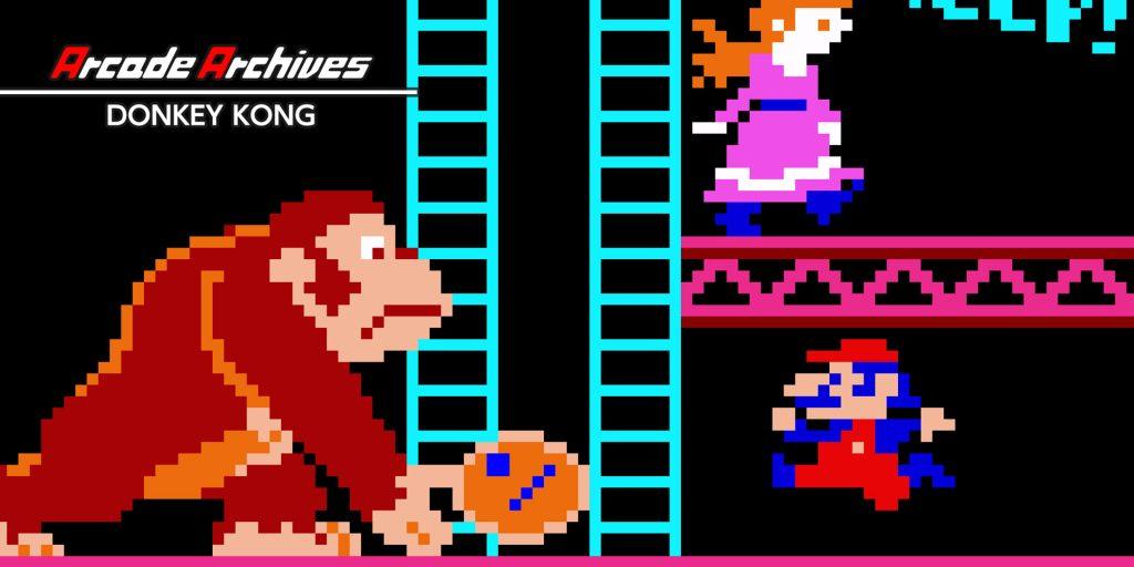 1981 Jeu Donkey Kong