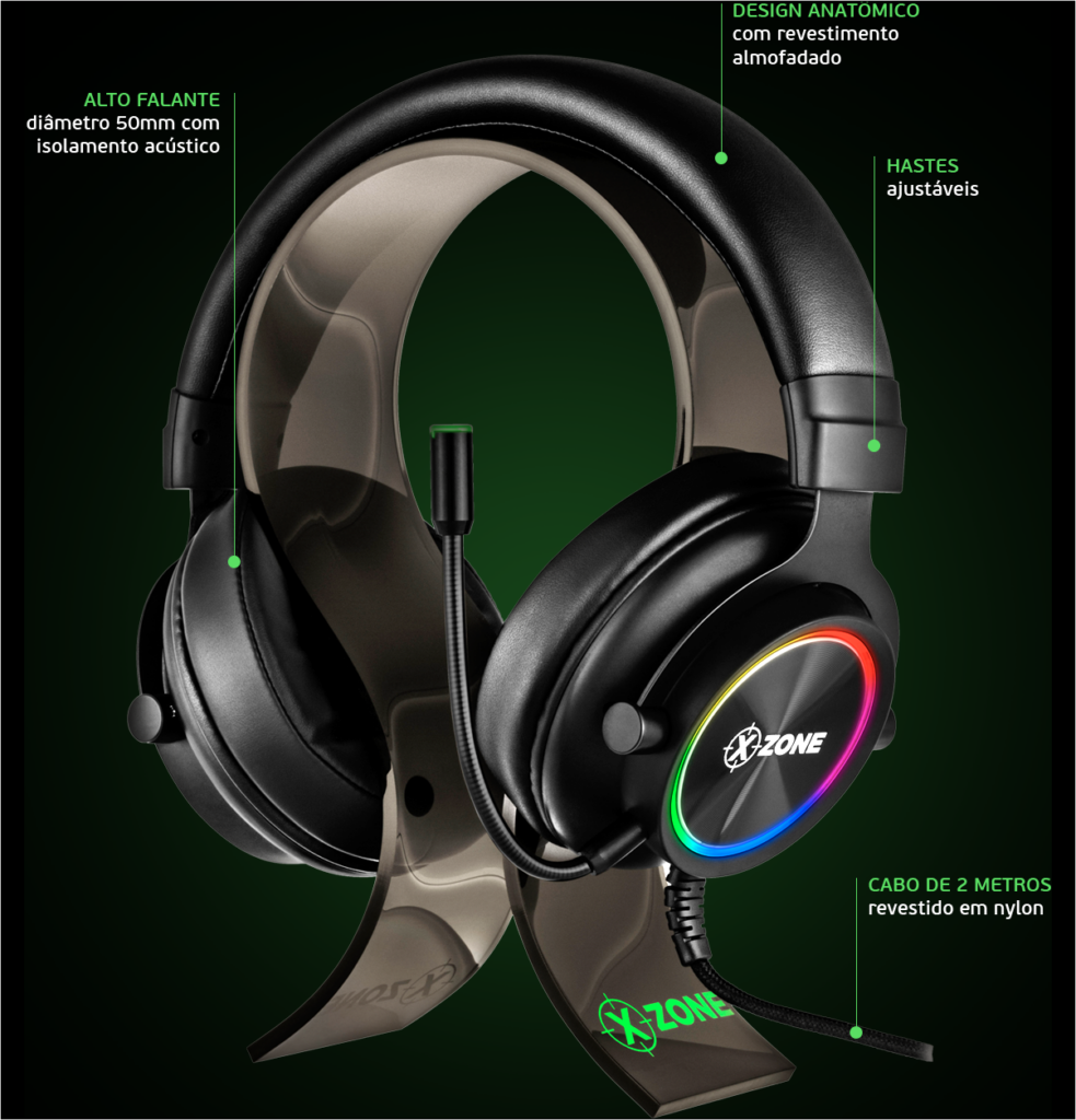 Review: x-zone ghs-01, ghs-02 e kit gamer gtc-02, aliam preço baixo e boa qualidade. Com produtos de entrada de ótima qualidade, a x-zone mostra que periféricos gamers podem ser acessíveis