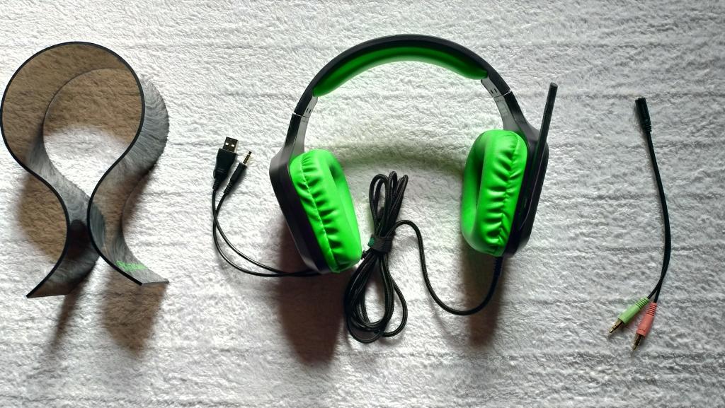 REVIEW: X-Zone GHS-01, GHS-02 e Kit Gamer GTC-02, aliam preço baixo e boa qualidade
