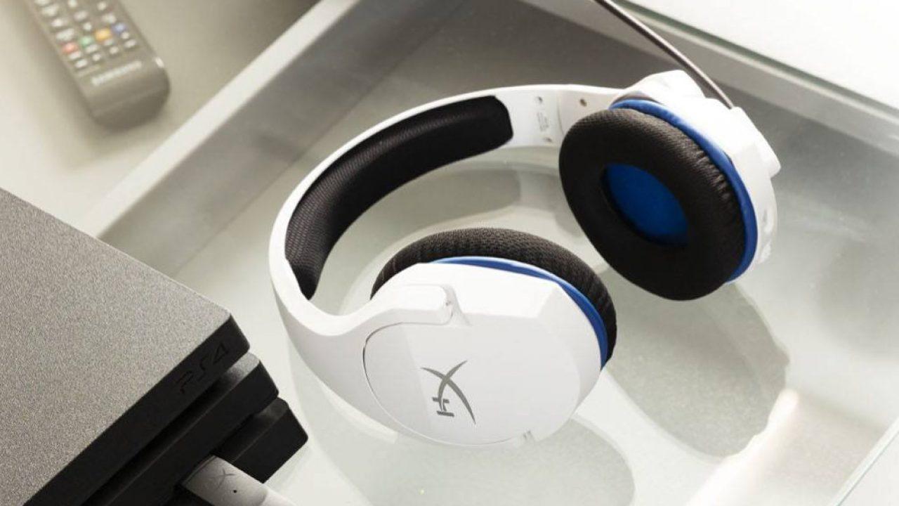 Nova linha de headsets da hyperx traz o cloud stinger core pronto para ps5. A hyperx revelou hoje uma série de novos headsets gamer e sua base carregadora wireless