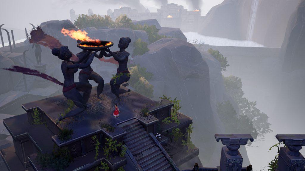 Raji: an ancient epic um dos jogos indie de setembro