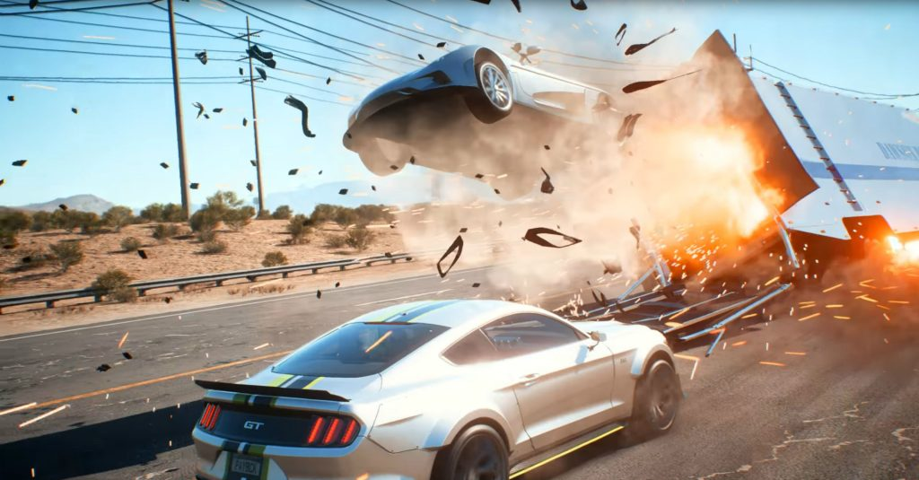 Need for speed payback na ps plus de outubro