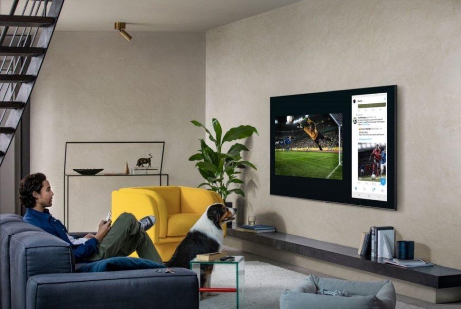 O tamanho da tela é o primeiro fator a se analisar ao escolher uma smart tv