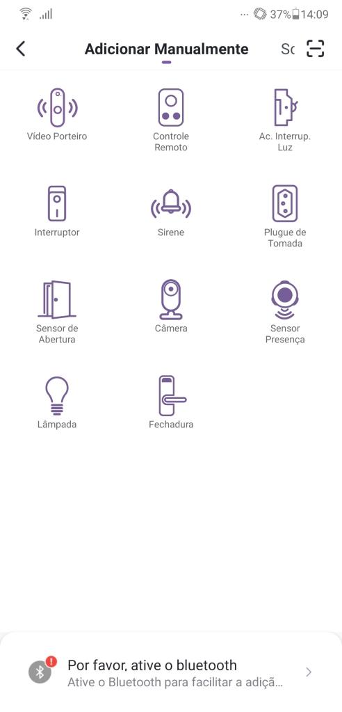 O aplicativo Multilaser Liv, que controla os dispositivos de smart home da empresa (Captura de Imagem: Rafael Arbulu/Showmetech)