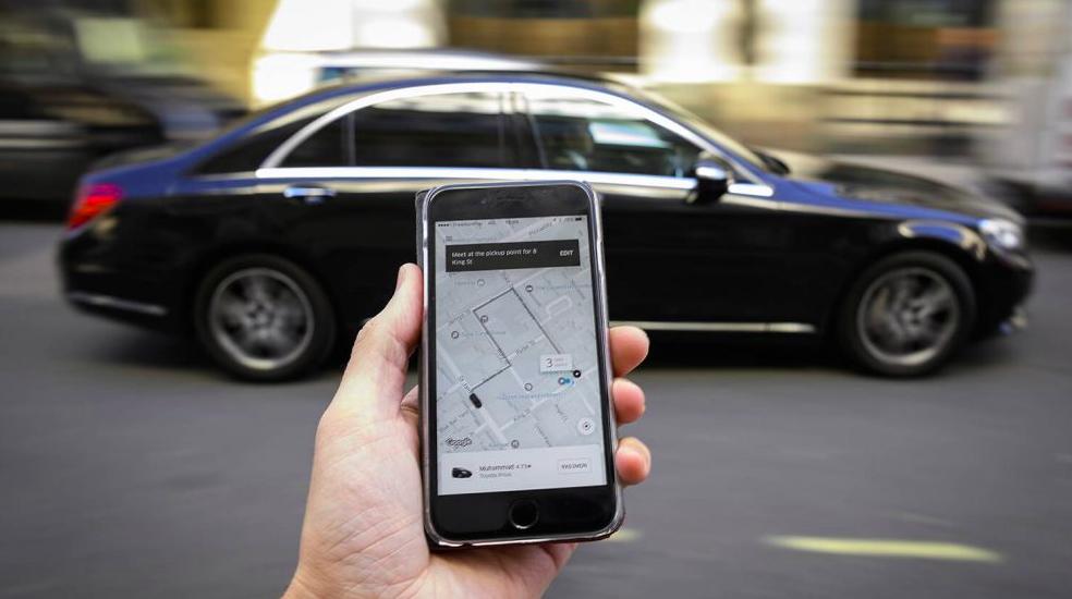 Medidas de segurança Uber