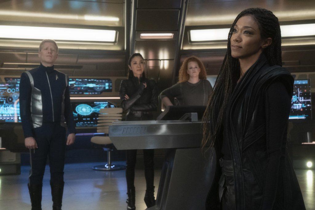 Elenco de star trek: discovery, na 3ª temporada