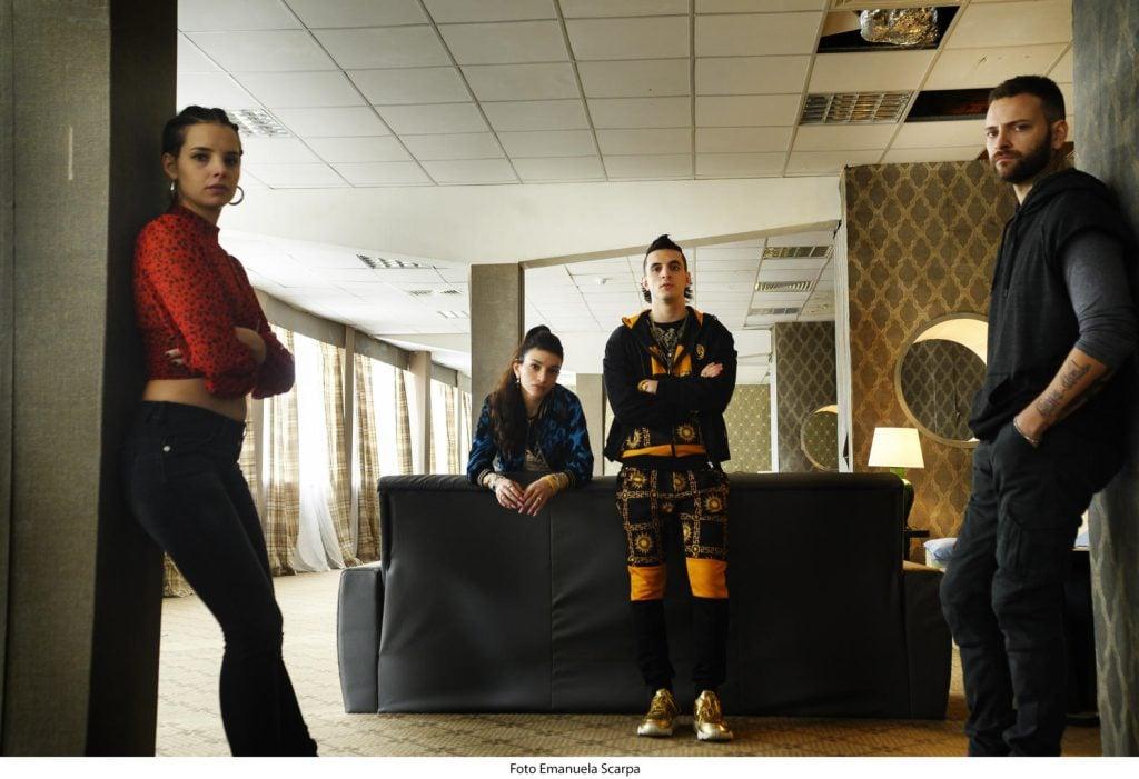 Elenco da série suburra: sangue em roma