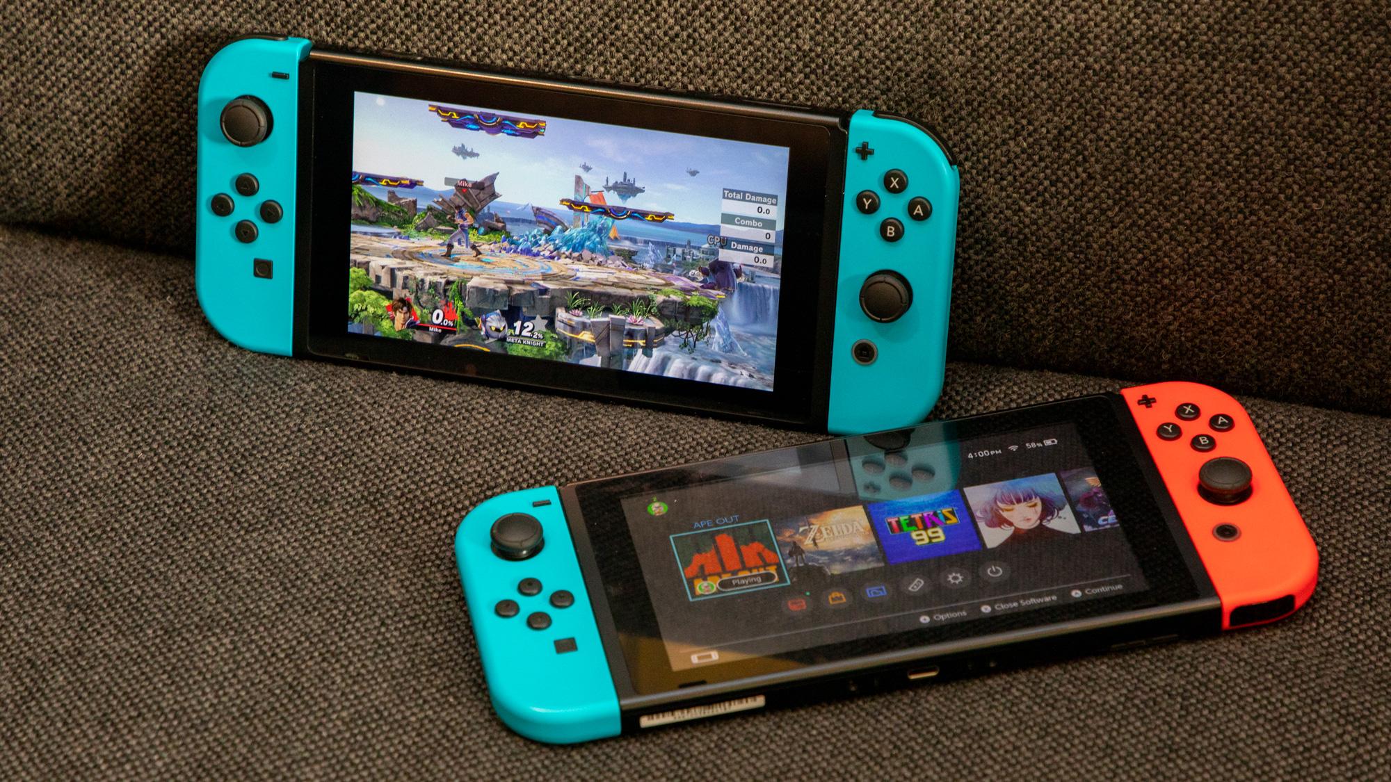Nintendo switch 2 rodará games em 4k. Empresa teria solicitado aos desenvolvedores de jogos que estejam preparados para 4k, para um provável nintendo switch 2