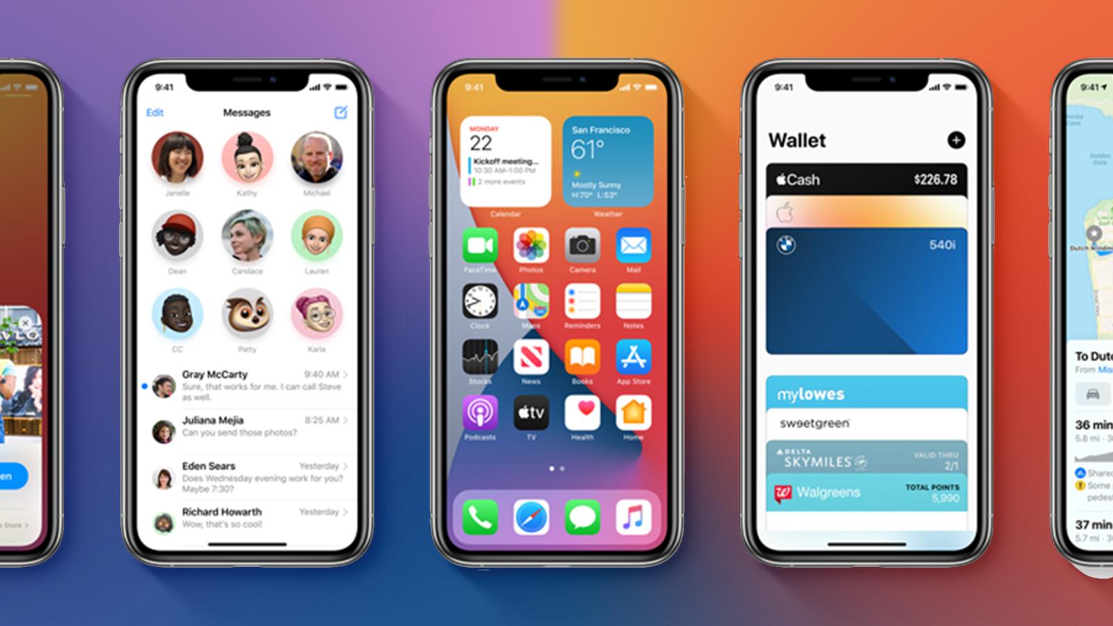 Apple: ios 14 chega amanhã, saiba o que muda com a atualização. O update do ios 14 que chega amanhã conta com widgets dinâmicos, mapa repaginado e a siri com função de tradução simultânea