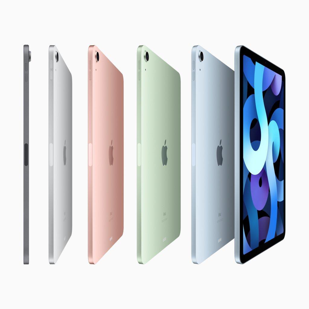 Novo iPad Air anunciado pela Apple virá com iPadOS 14