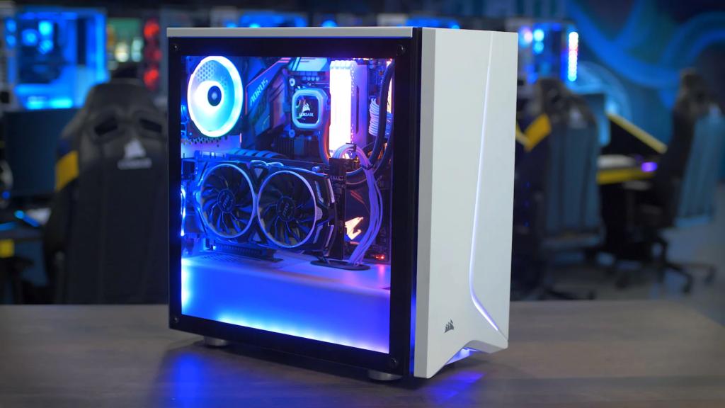 Quanto custaria um PC com a configuração de um PS5?