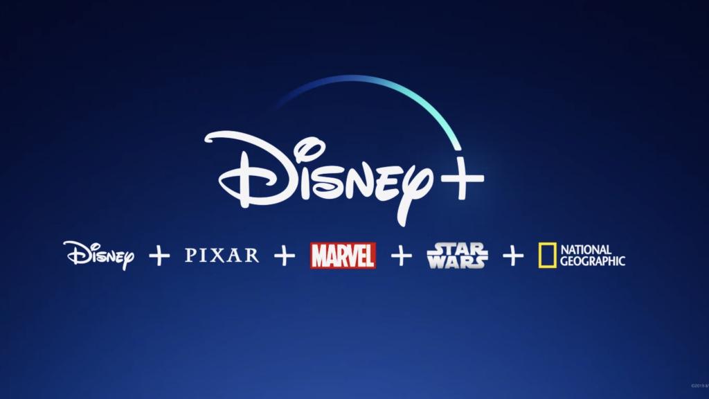 Logo da Disney+ e de seus muitos braços como Disney e Pixar ou Marvel