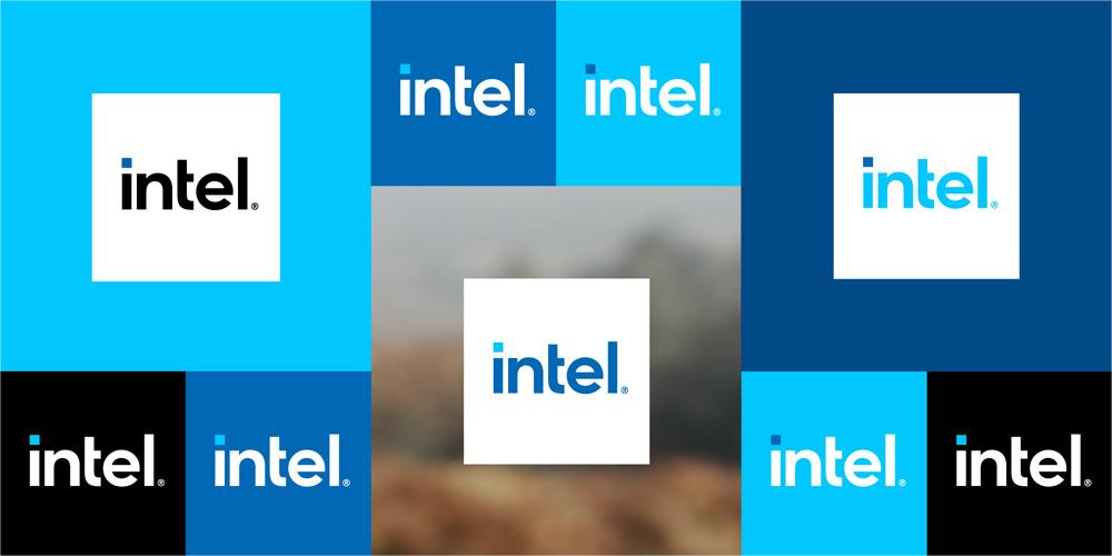 A nova identidade de marca da intel tem alterações no logo, nos propósitos da marca, além da identidade sonora