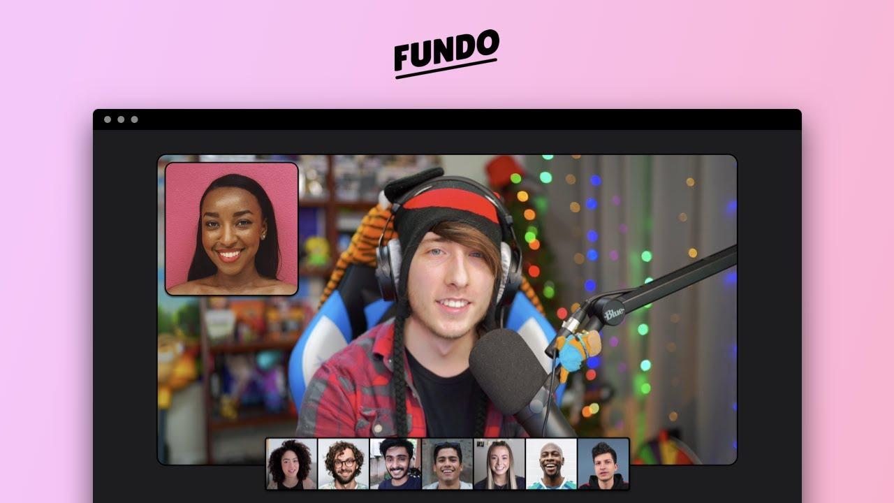Fundo para creators