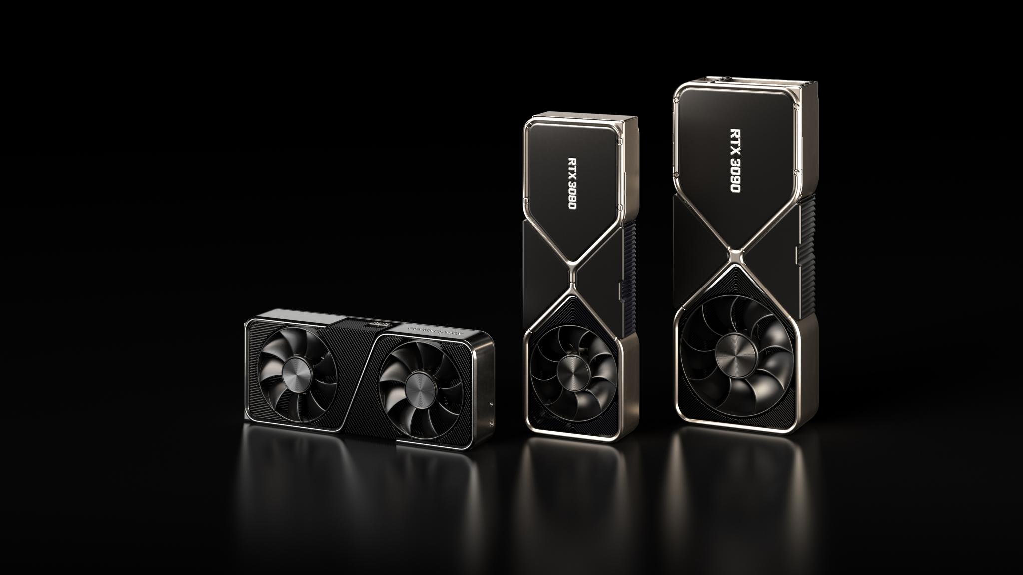 A nvidia não poupou esforços para anunciar o seu novo segmento de placas de vídeo.