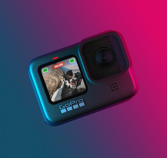 GoPro lança HERO9 Black; veja as novidades