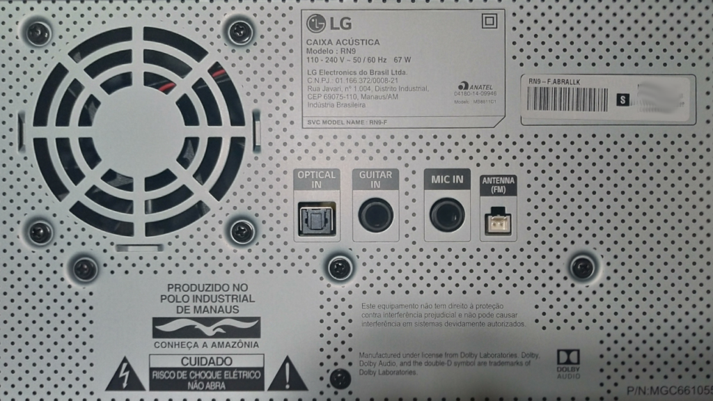 REVIEW: LG XBOOM RN9 revoluciona tons graves em um tamanho que impressiona