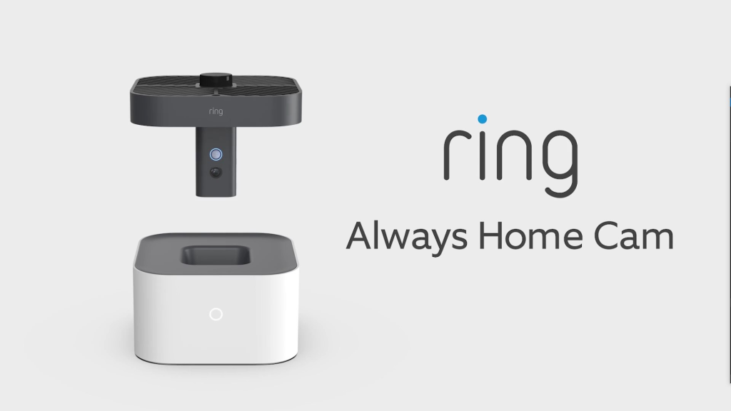 Ring always home connect, lançado no evento da amazon