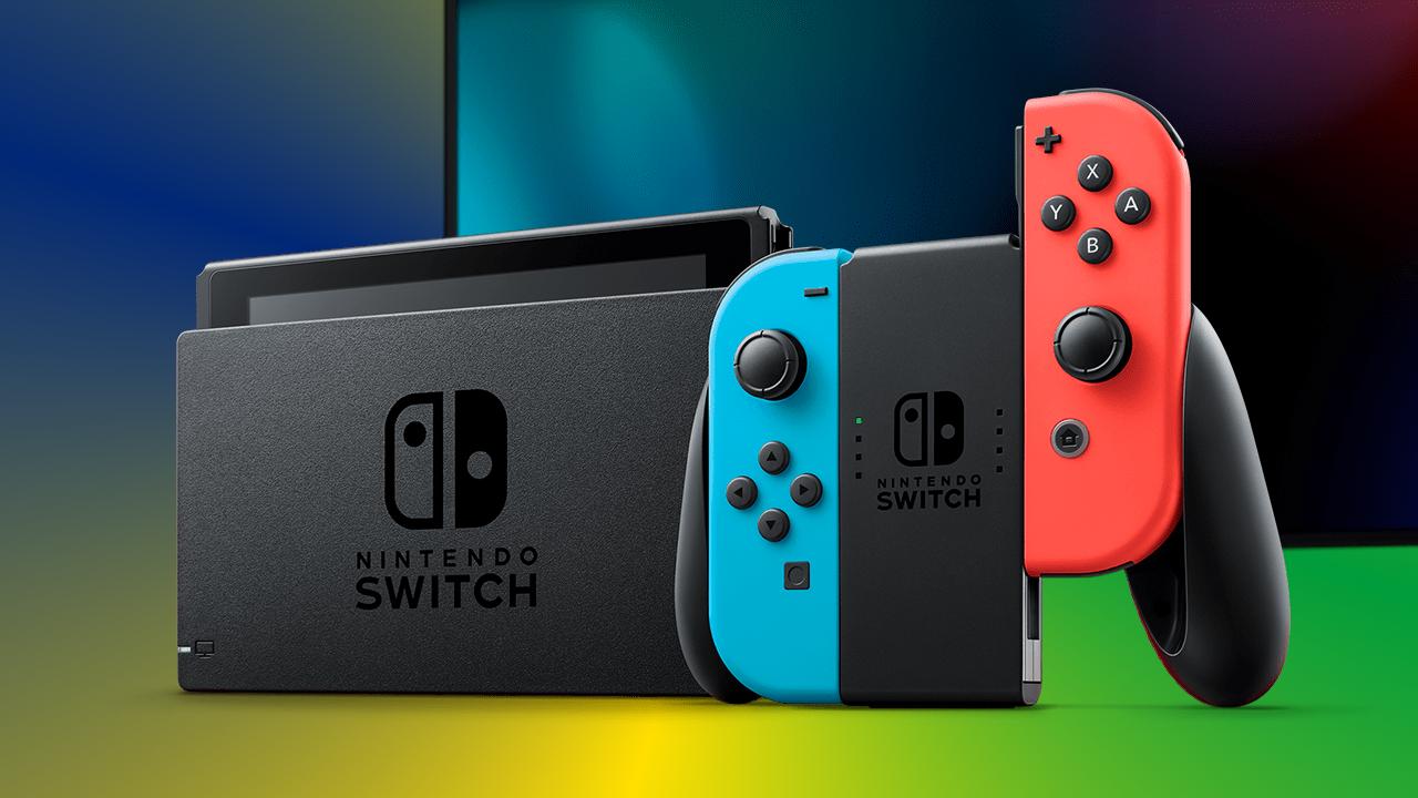 Em imagem, console do nintendo switch no brasil