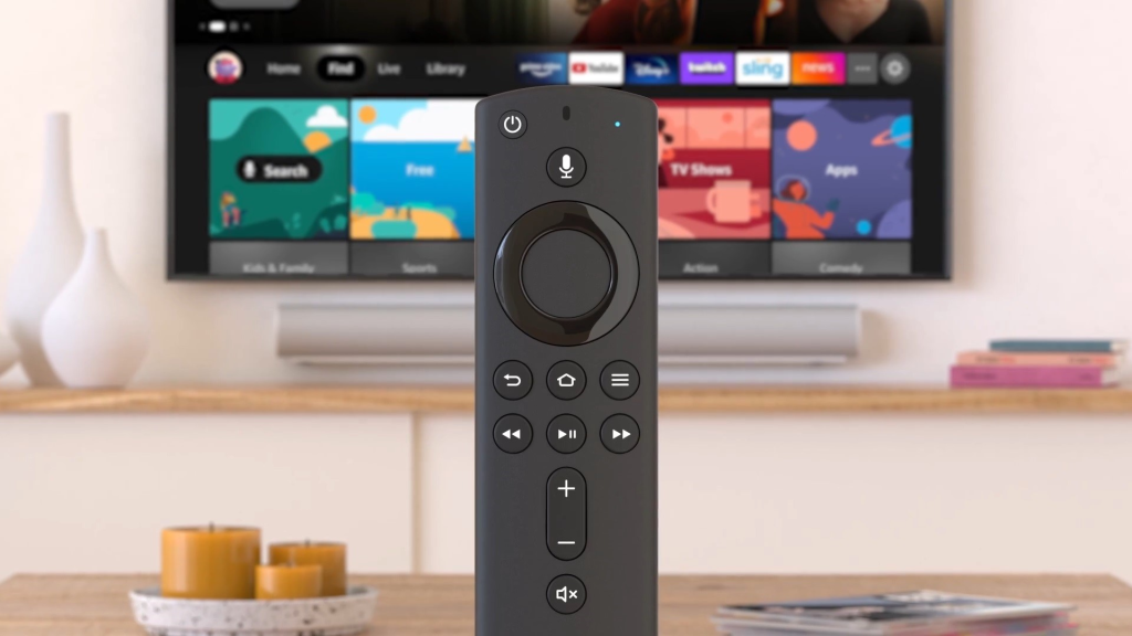 Novo fire tv stick lite, lançado no evento da amazon