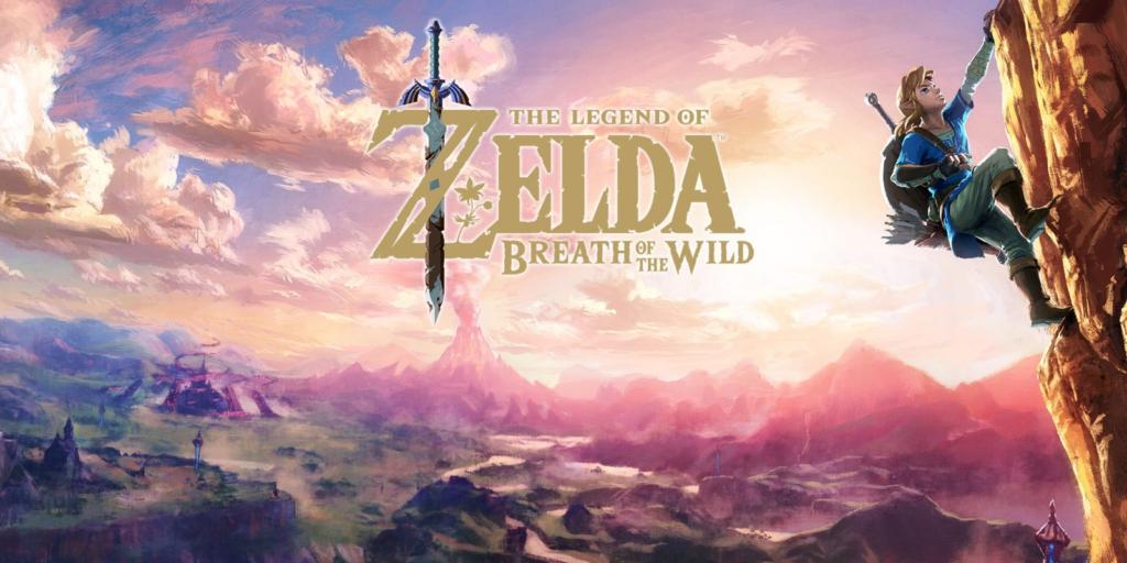Em imagem, personagem link em uma das cenas do game the legend of zelda: breath of the wild, um dos jogos do presentes no catálogo do nintendo switch no brasil