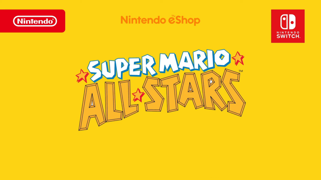 Nintendo anuncia Super Mario 3D All-Stars para o Switch, e mais novidades