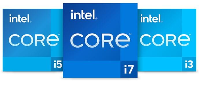 11ª geração de processadores Intel Core