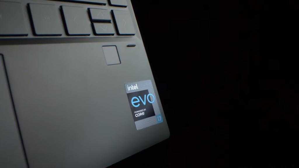 Notebook com selo Intel Evo do Projeto Athena
