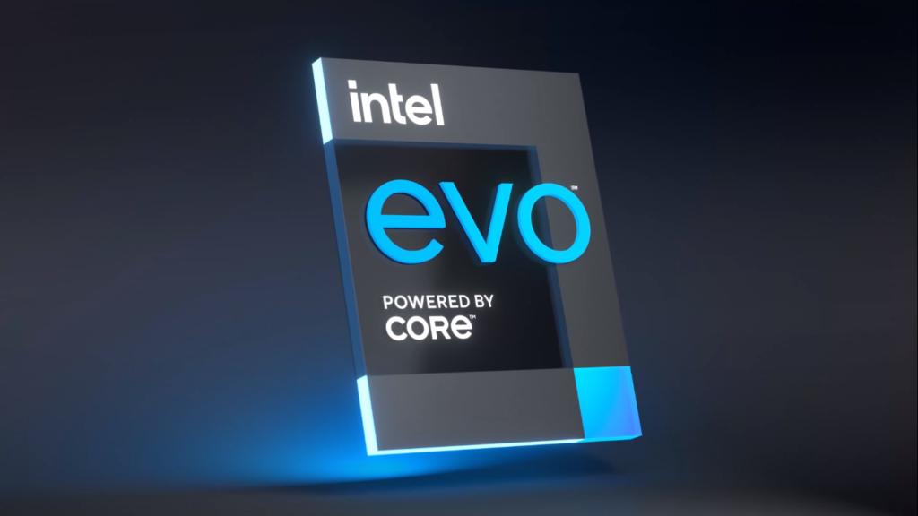 Selo Intel Evo do Projeto Athena