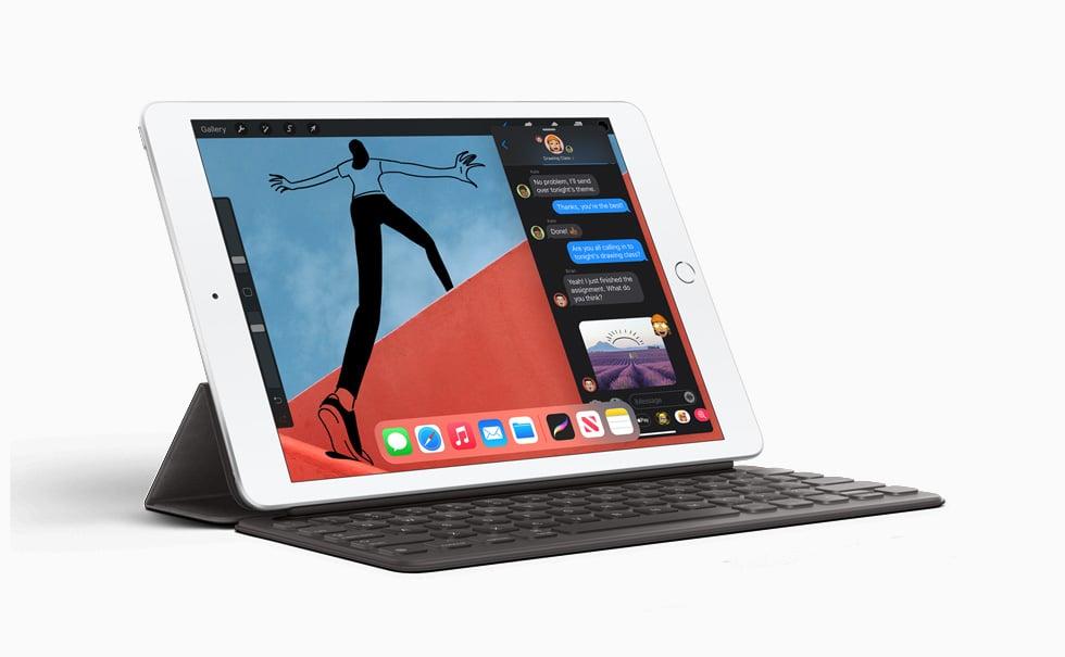 Imagem do iPad 2020