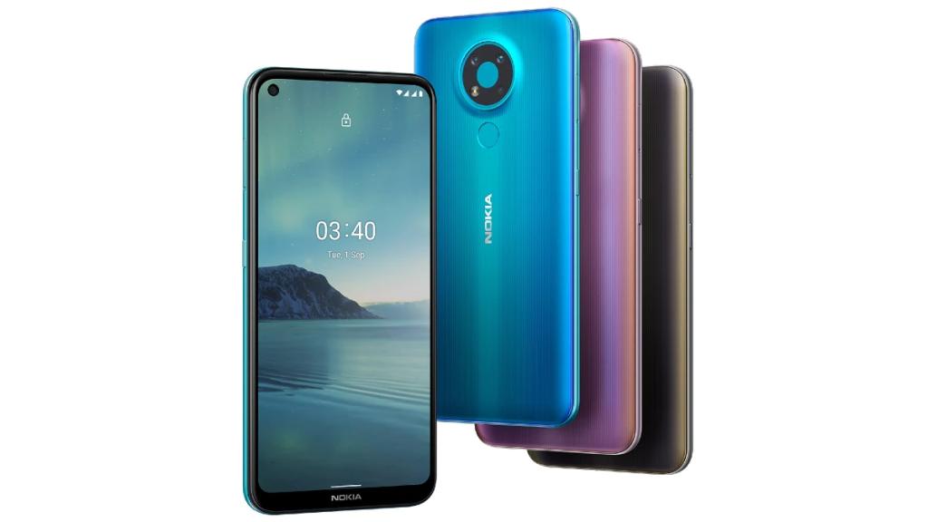 Novo Nokia 2.3 disponível em 4 cores