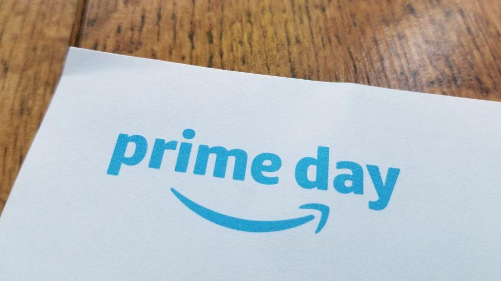 Ilustração do Prime Day da Amazon