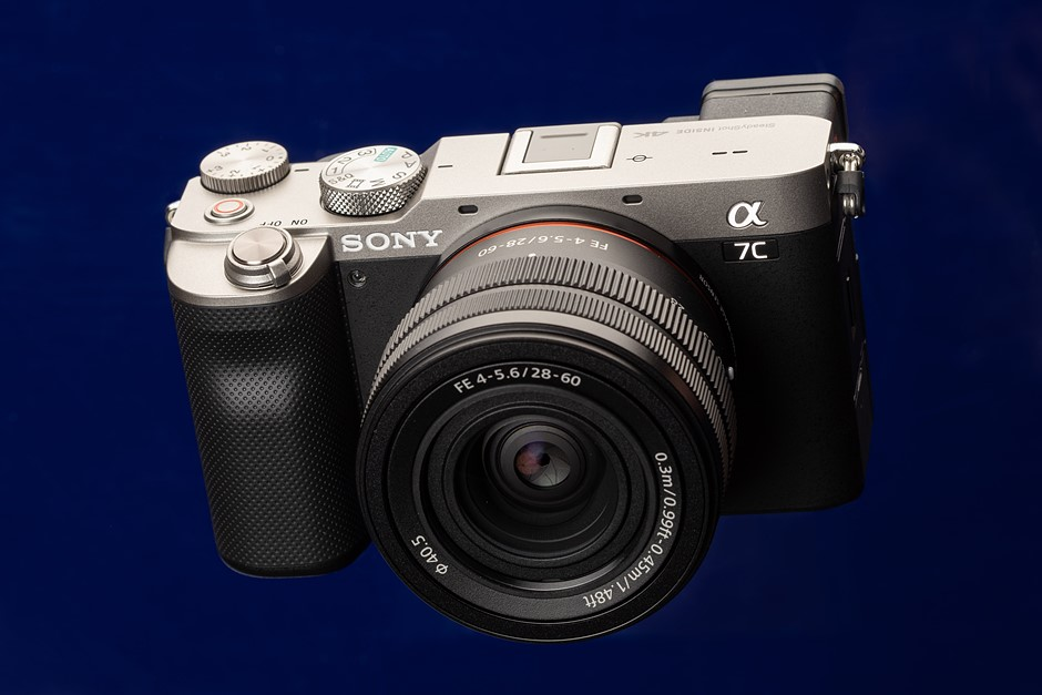 Imagem da câmera Sony A7C