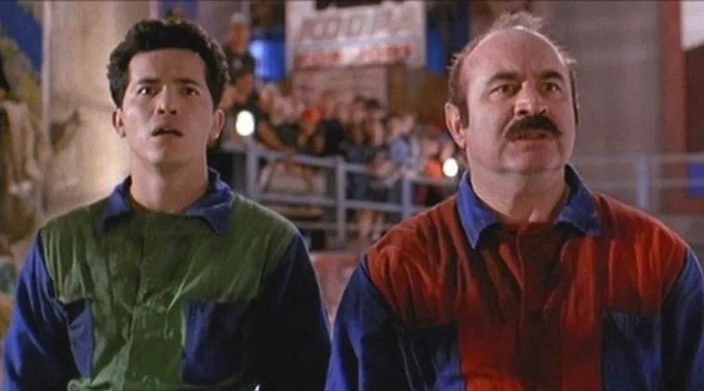 Film Super Mario Bros. (1992)