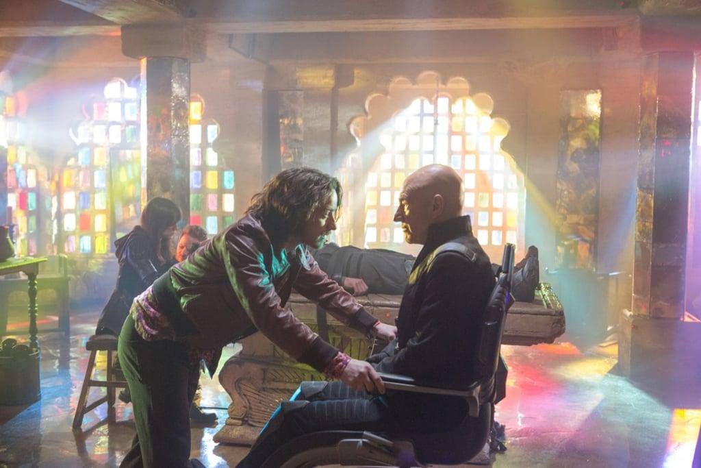 Viagem no tempo em X-Men Dias de um futuro esquecido
