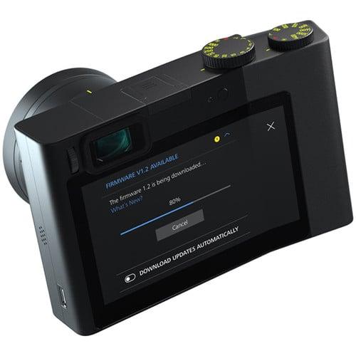 câmera android