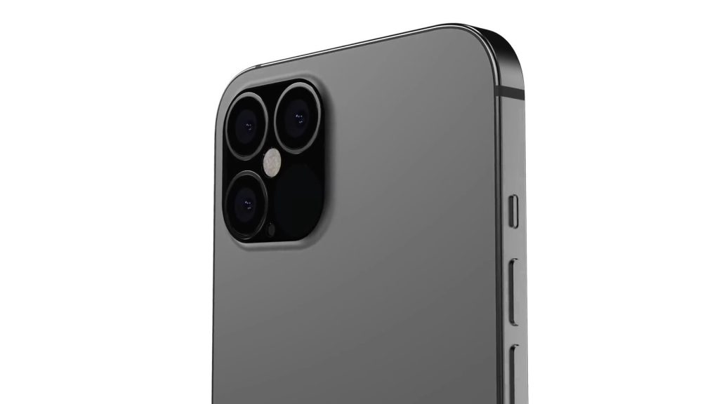 preço do iphone 12 render