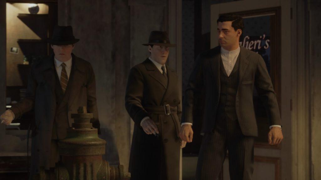 Modelos dos personagens não aparecem muito detalhados em alguns momentos.