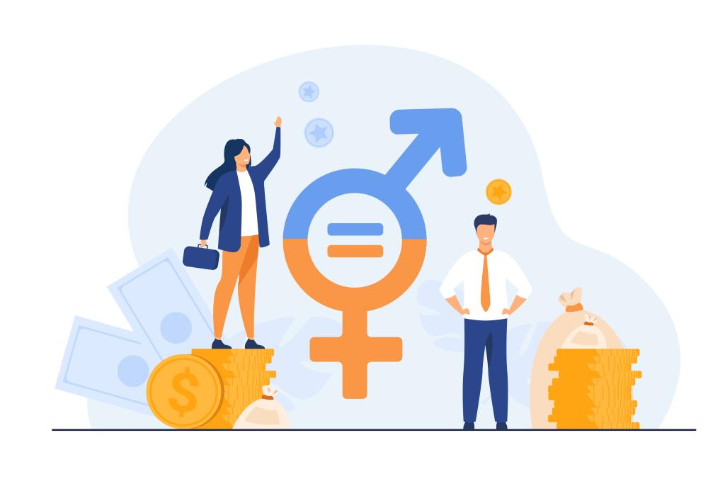 Outra tendência de mercado atual é igualdade salarial entre homens e mulheres