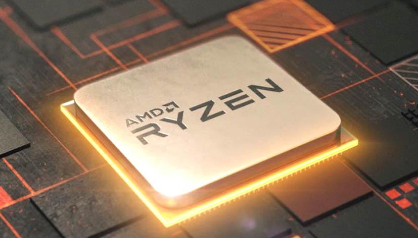 Processador amd ryzen no hp probook 445 g7