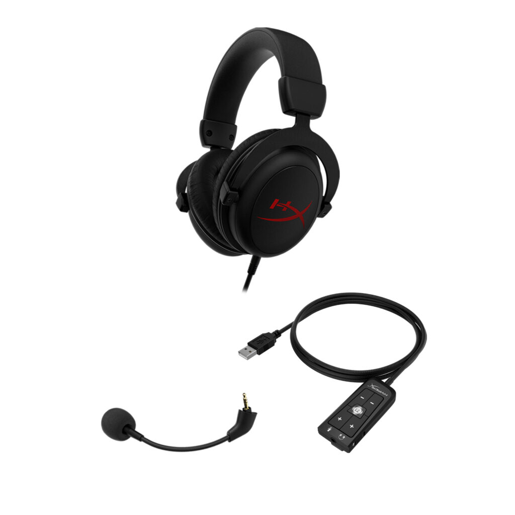 Hyperx cloud core 3
