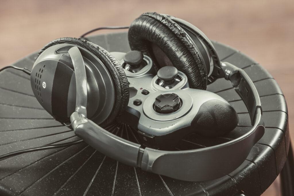 setup gamer headset